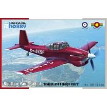 Boulton Paul Balliol 'Civilian and Foreign Users' 1:72