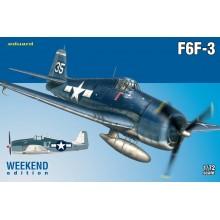 Hellcat F6F-3 1:72