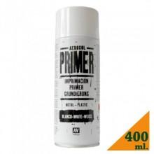 VALLEJO WHITE PRIMER SPRAY 400 ml
