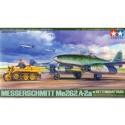 1:48 Messerschmitt Me262 A-2a w/Kettenkraftrad