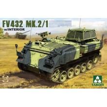 1:35 British APC FV432 Mk.2/1