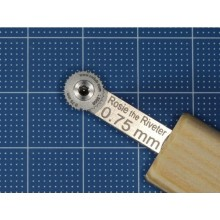 1/48 ¬ 1/32 Rosie the Riveter Riveting tool 0.75mm