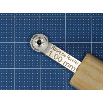 1/48 Rosie the Riveter Riveting tool 0.60mm