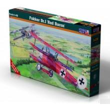 1:48 Fokker Dr.I Red Baron