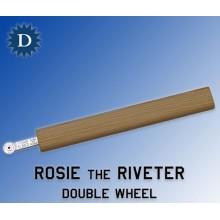 1:48 & 1:32 Rosie the Riveter Double Riveting tool 0.75mm