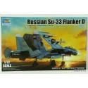 1:72 Russian Su-33 Flanker D