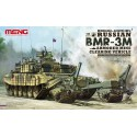 1:35 Russian BMR-3M Armored Mine Clearing Vehicle