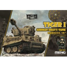 MENG WORLD WAR TOONS: German Heavy Tank Tiger I