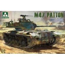 1:35 Tank M47 / G PATTON