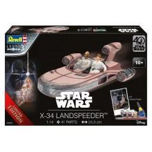 1:48 Star Wars Snowspeeder