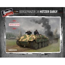 1:35 GERMAN BERGEPANZER HETZER LIMITED ED.