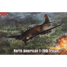North American T-28D Trojan 1:48