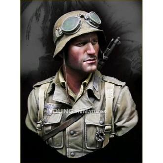 DAK Panzer Officer