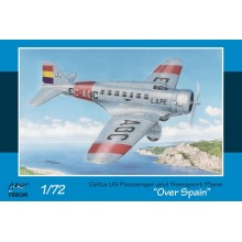 1:72 Delta US Passenger and Transport Plane 'Over Spain'