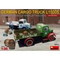 1:35 GERMAN CARGO TRUCK L1500S