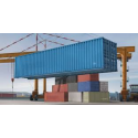 40ft Container 1:35