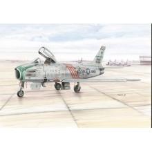 F-86H Sabre Dog 'ANG'