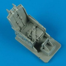 1:32 F-86 Sabre ejection seat withsafety belts
