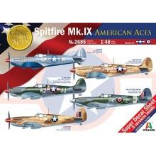 """Spitfire Mk.IX """"American Aces"""""""