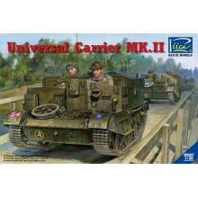 1:35 Universal Carrier Mk.II (full interior)