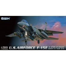 1:72 USAF F-15E In action of OEF & OIF