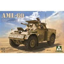 1:35 French Light Armoured Car AML-60