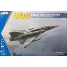 1:48 Mirage IIIBE/D/DE/DS/D2Z