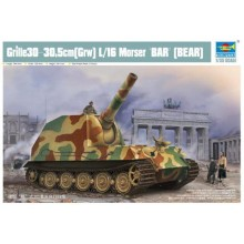 Grille30-30.5cm(Grw) L716 Morser'BAR' (BEAR)