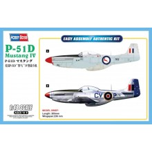 1:48 P-51D Mustang IV Fighter
