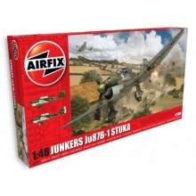 Junkers Ju87B-1 Stuka 1:48