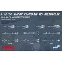 1:48 U.S. Short-range Air-to-air Missiles