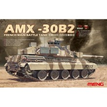 PRE-ORDER 1:35 French Main Battle Tank AMX-30B2
