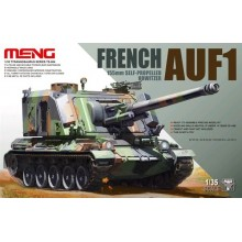 1:35 French AUF1 155mm Self-propelled Howitzer
