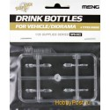 1:35 Drink Bottles for Vehicle Diorama