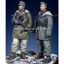 1/35 WSS Grenadiers at Kharkov Set - 2 figures
