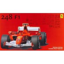 1:20 Ferrari 248F1