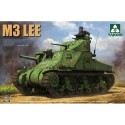 1:35 US MEDIUM TANK M3 LEE EARLY