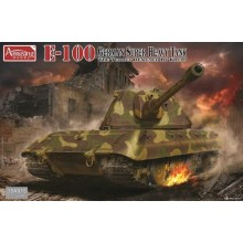 1:35 German Super Heavy Tank E100