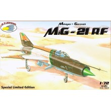 1:72 MIKOYAN MIG-21RF (LIMITED EDTION)