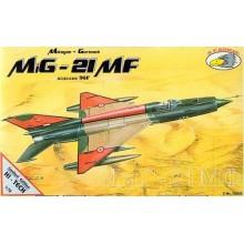 1:72 Mikoyan MiG-21MF Hi-Tech (2x PE sets, big decals)