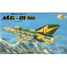 1:72 Mikoyan MiG-21bis 'BASIC kit'