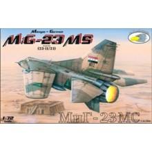 1:72 MiG-23 MS (Type 23-11/21)