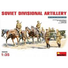 1:35 SOVIET DIVISIONAL ARTILLERY