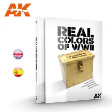 WWII Real Colors Ed. Castellano