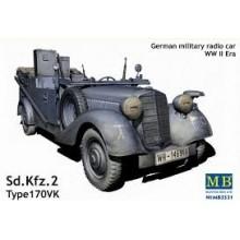 1:35 Sd.Kfz.2 Type 170 VK in 1:35