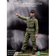WW2 German Panzer Crew 1:35