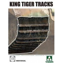 1:35 KING TIGER TRACKS