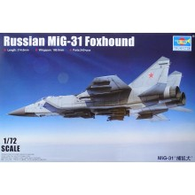 1:72 Russian MiG-31 Foxhound