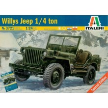 Willys Jeep ¼ ton