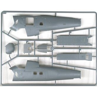 1:48 H-34 US Navy Rescue